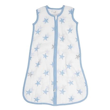 aden by aden + anais saco de dormir, 100% muselina de algodón, 1.0 ...