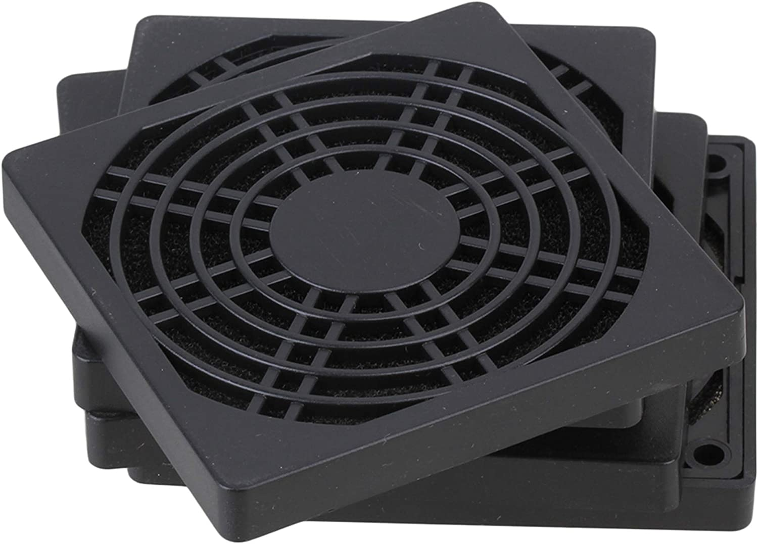 RDEXP Computer 80mm Fan Protector Filter Grill Pack of 5