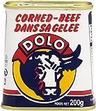 Dolo Corned Beef dans Sa Gelée 200 g - Lot de 6