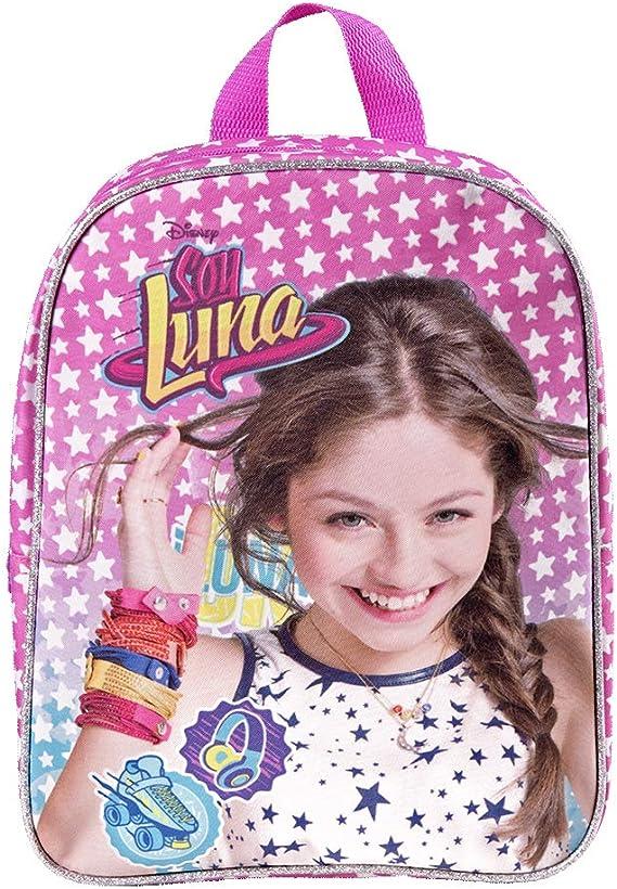filles Coloré Nursery Hoard Loisirs Neuf Disney soja Luna Sac à dos pour enfants
