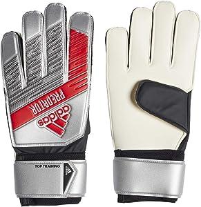 adidas Adult Predator Top Training Soccer Goalkeeper Gloves