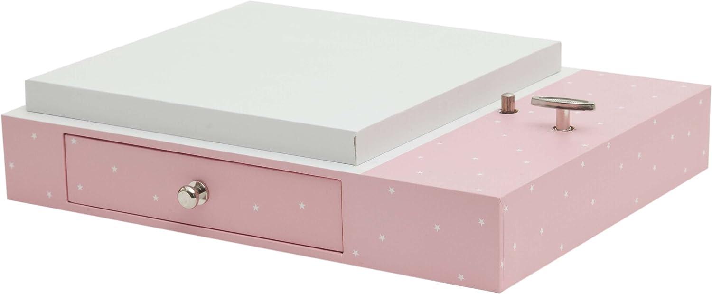 Trousselier S43002 - Caja de música para linterna mágica de Trousselier, color rosa: Amazon.es: Bebé