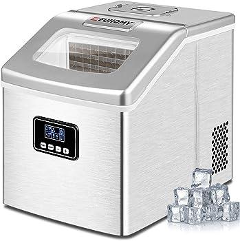 Euhomy 40Lbs Portable Ice Maker