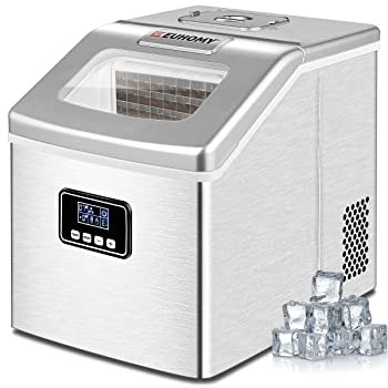 Euhomy IM-F Compact Portable Ice Maker