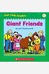 First Little Readers: Giant Friends (Level C) Kindle Edition