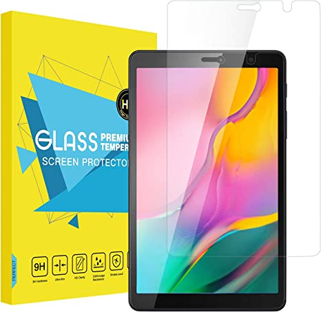 For Samsung Tab A 10.1 S Pen// 8.0 7.0 Tempered Glass HD Clear Screen Protector