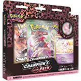 Pokemon Champions Path Pin Collection Ballonlea Gym Featuring Alcremie