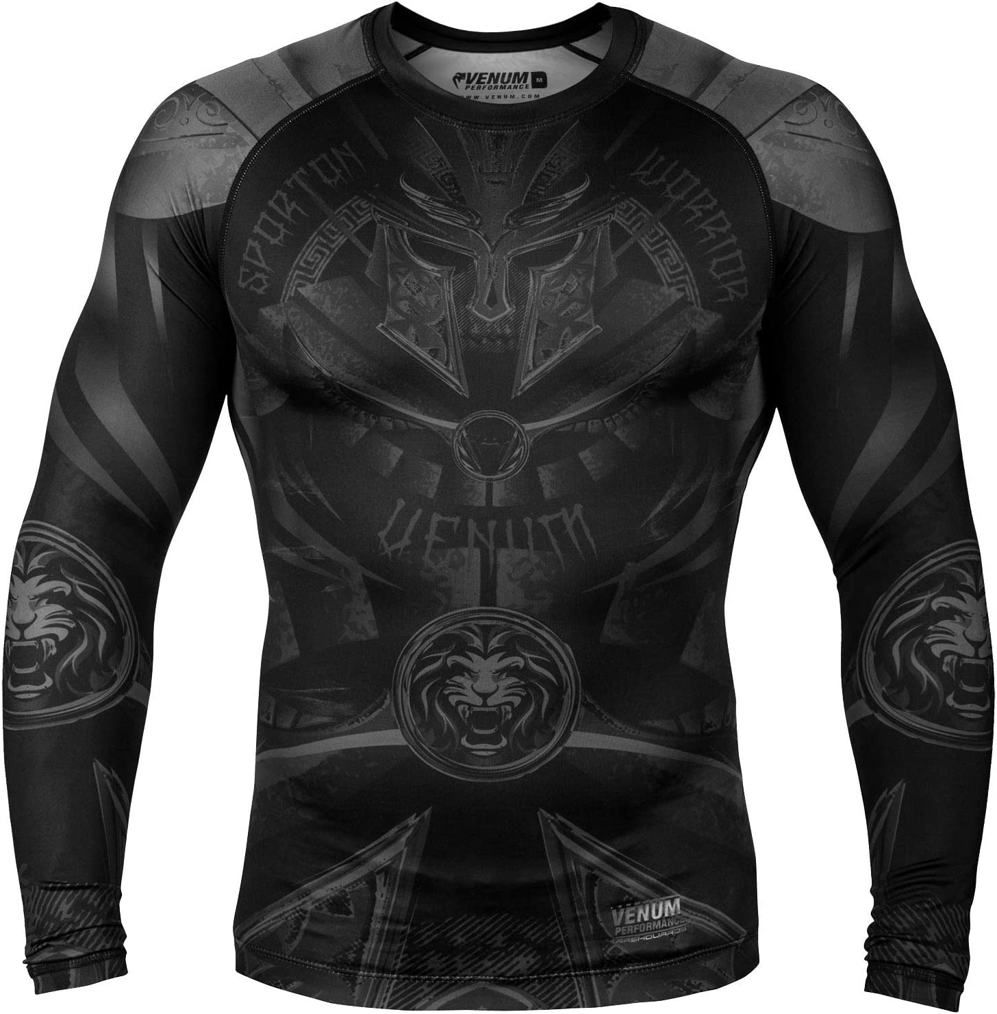 Venum Gladiator 3.0 Long Sleeve Rashguard