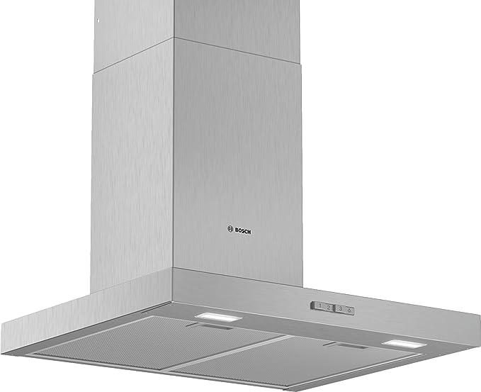 Bosch Serie 2 DWB66BC50 - Campana (590 m³/h, Canalizado, A, A, B, 69 dB): 202.83: Amazon.es: Grandes electrodomésticos