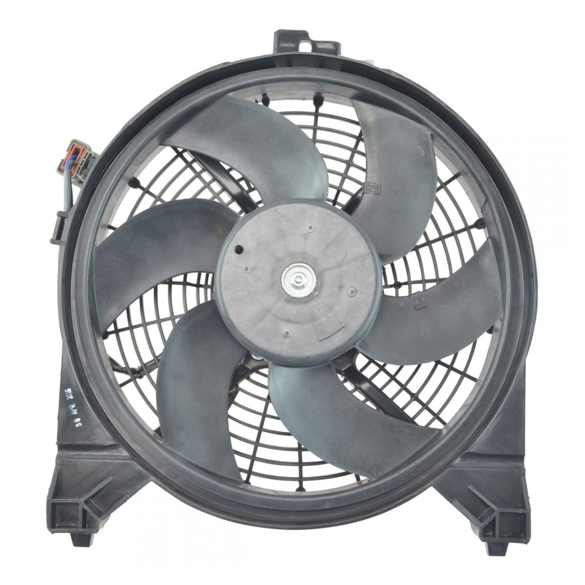 A/C AC Air Conditioning Condenser Cooling Fan Assembly for Armada Titan QX56