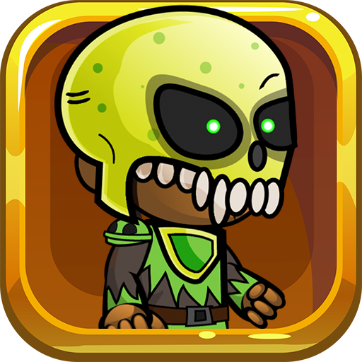 Skull Endless Adventure (Control Games For The Kindle)