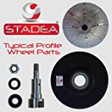 STADEA Diamond Profile Wheel / Profile Grinding