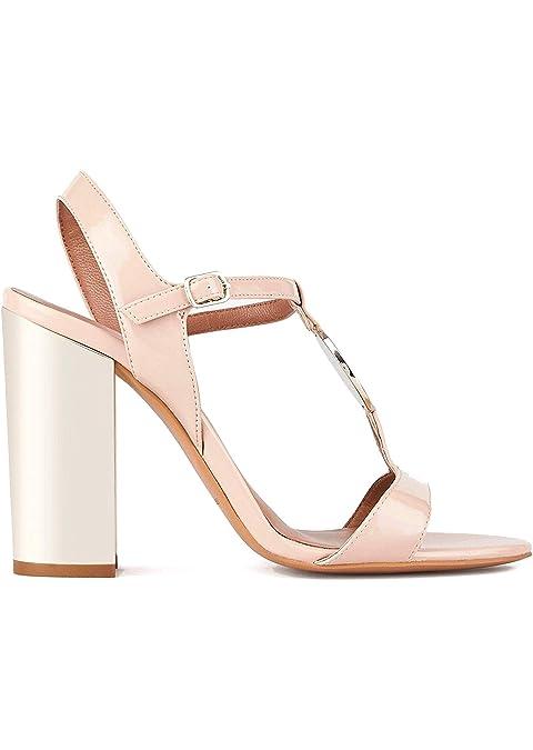 reputable site b15cc 09b26 Emporio Armani , Damen Sandalen Pink Rosa: Amazon.de: Schuhe ...