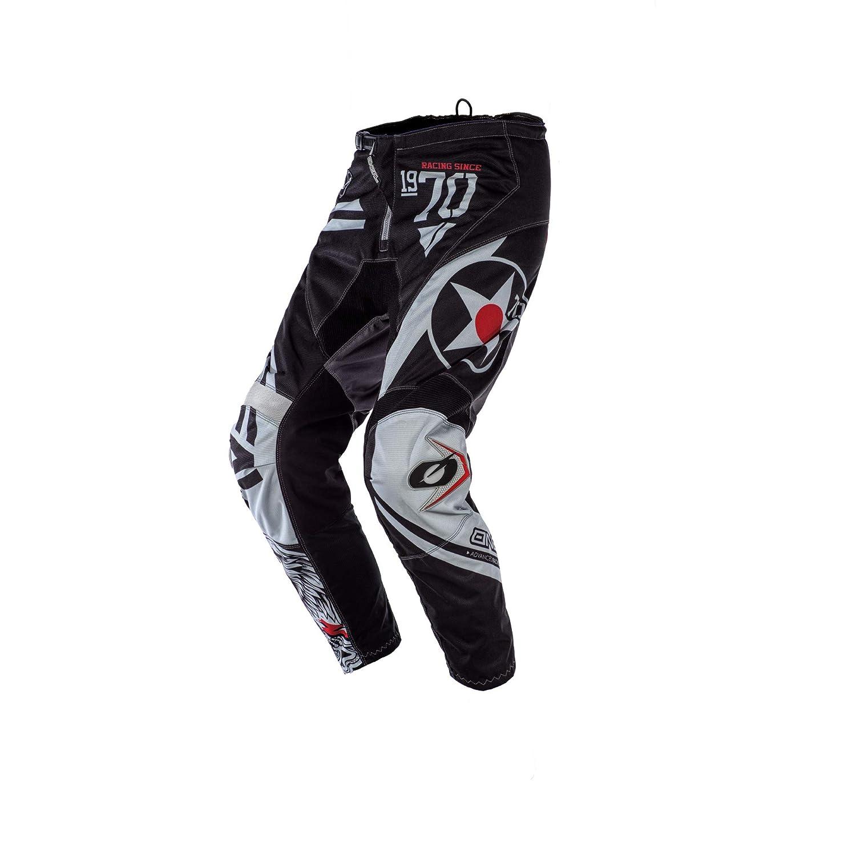 Black//Gray, 36 ONeal Element Unisex-Adult Pants