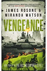 Vengeance (The Falling Empires Series Book 4) Kindle Edition
