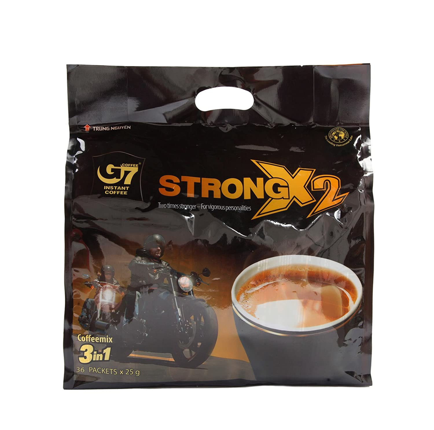 G7 3-in-1 Instant Coffee, 3-in-One 50 Sachets HAZC094485