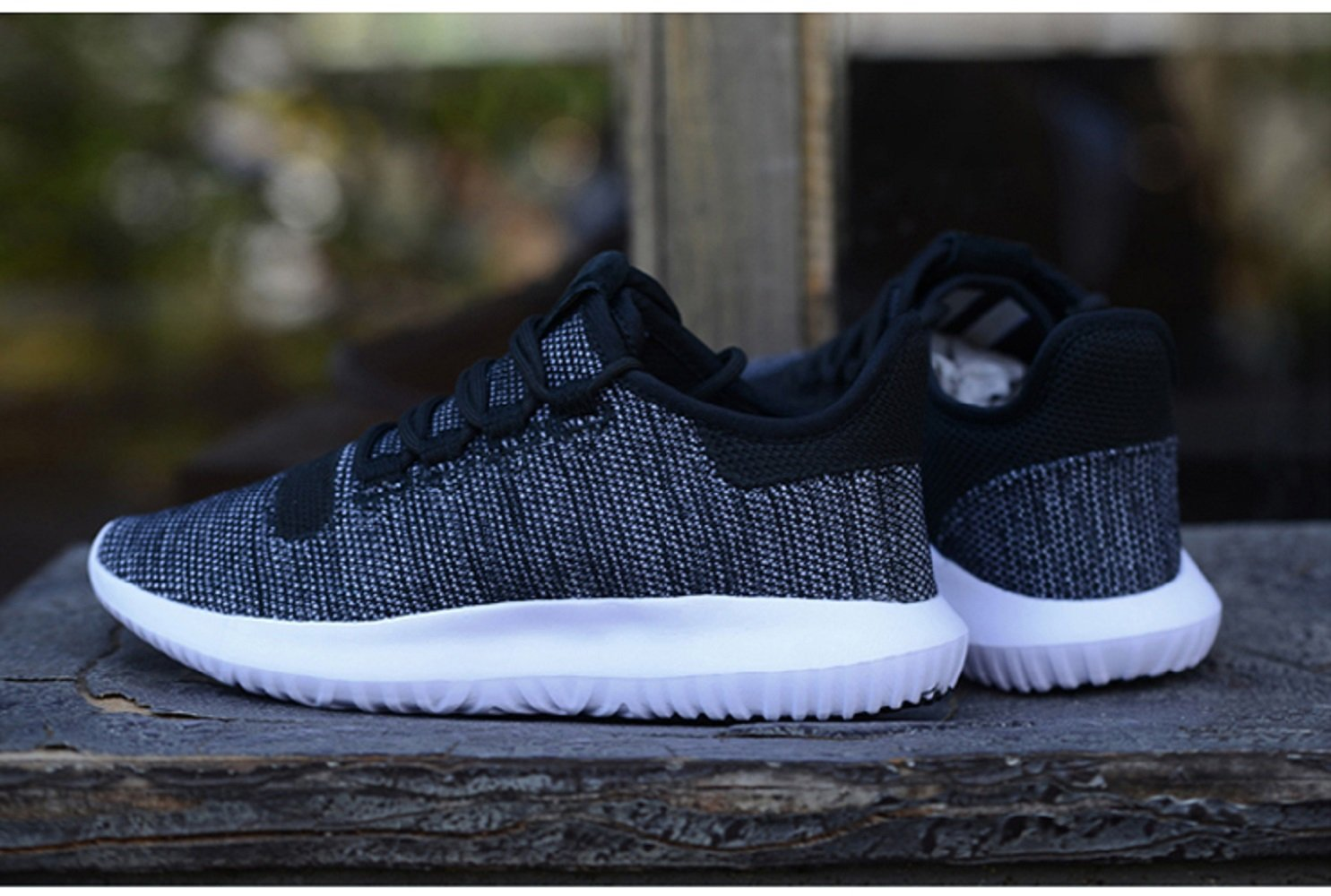 GAOAG Sneakers Running Cushioning Lightweight Breathable Casual Shoes Unisex by GAOAG (Image #2)
