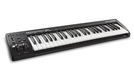 M-Audio Keystation - Controlador MIDI