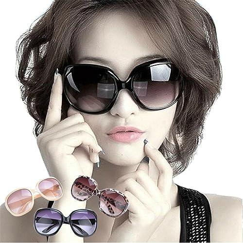 Ardisle–Gafas de sol para mujer, estilo vintage con montura grande