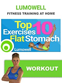 Amazon.com: Top 10 Exercises For A Flat Stomach: Best