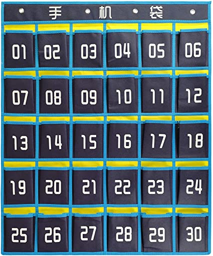 ghdonat.com Education & Crafts Office Products 30 Pockets Numbered ...