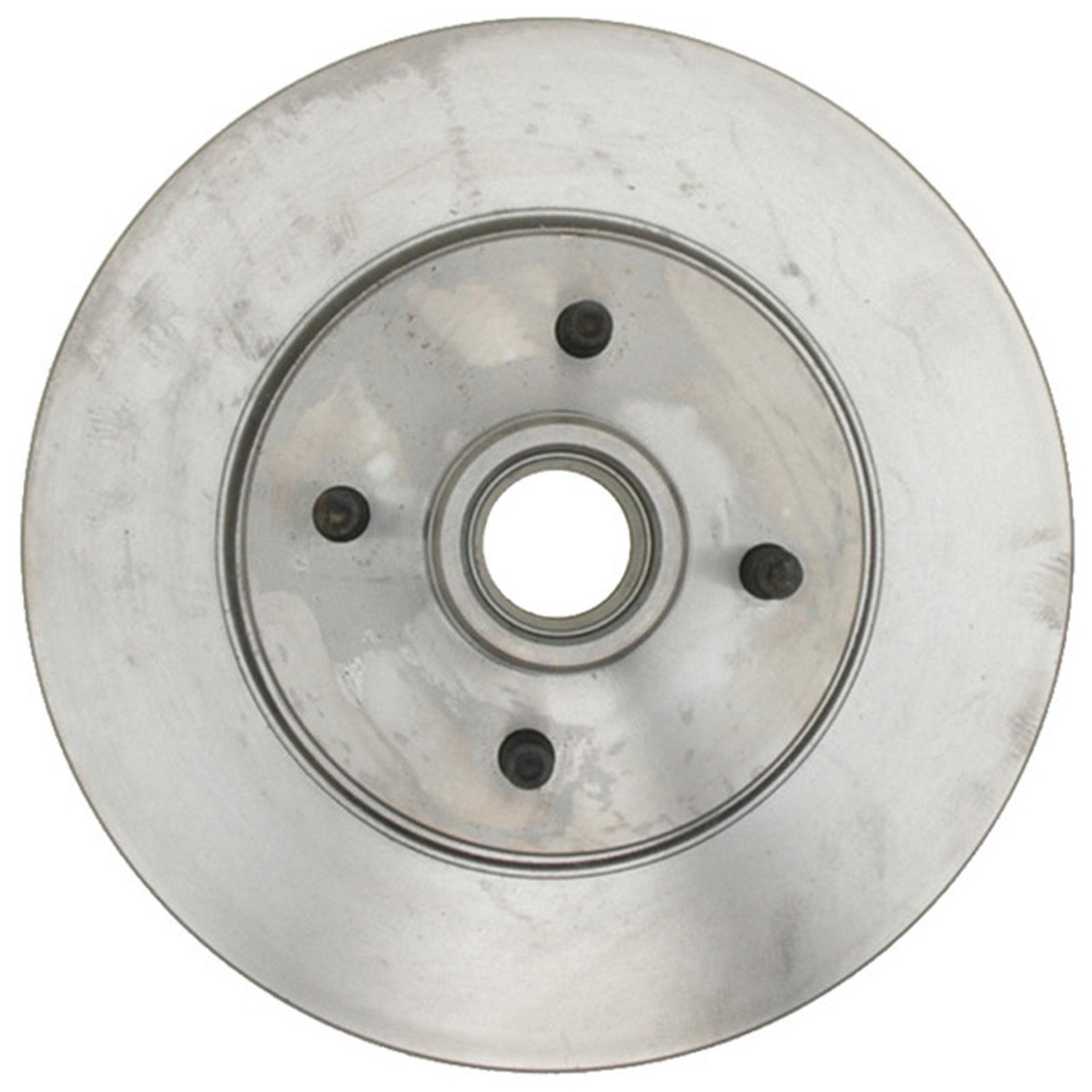 ACDelco 18A3A Advantage Non-Coated Front Disc Brake Rotor and Hub Assembly