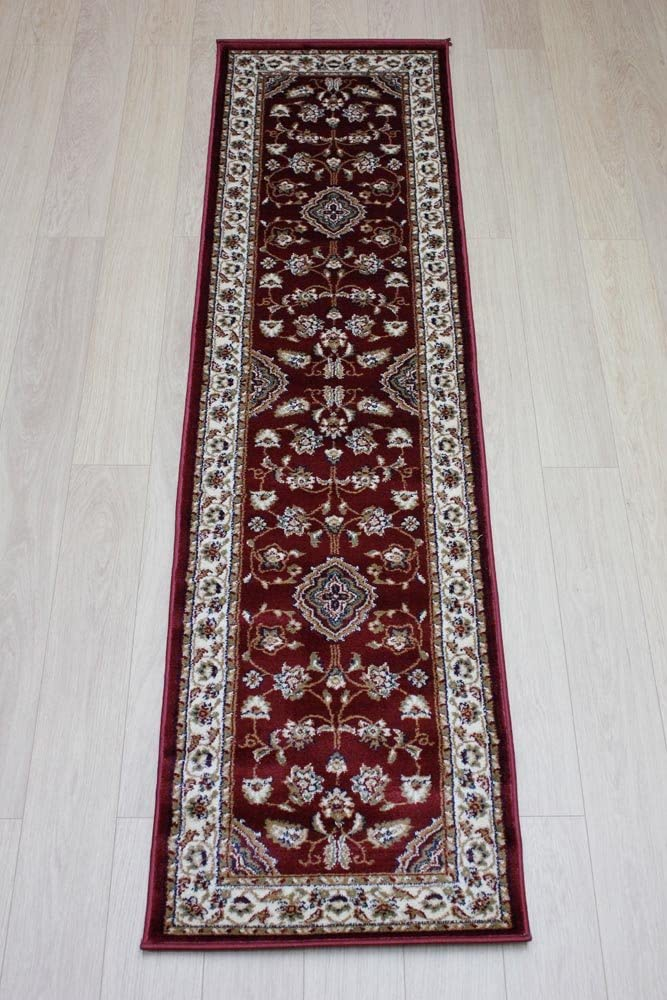 Flair Rugs Sincerity Sherborne Rouge Oriental Tapis 60/x 230