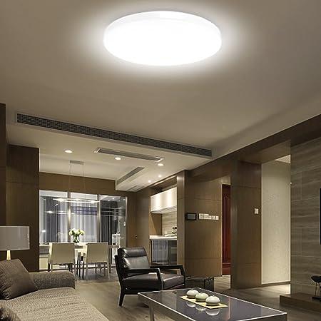TryLight 8W 95 Inch Flush Mount LED Ceiling Light 3000K 650 750LM
