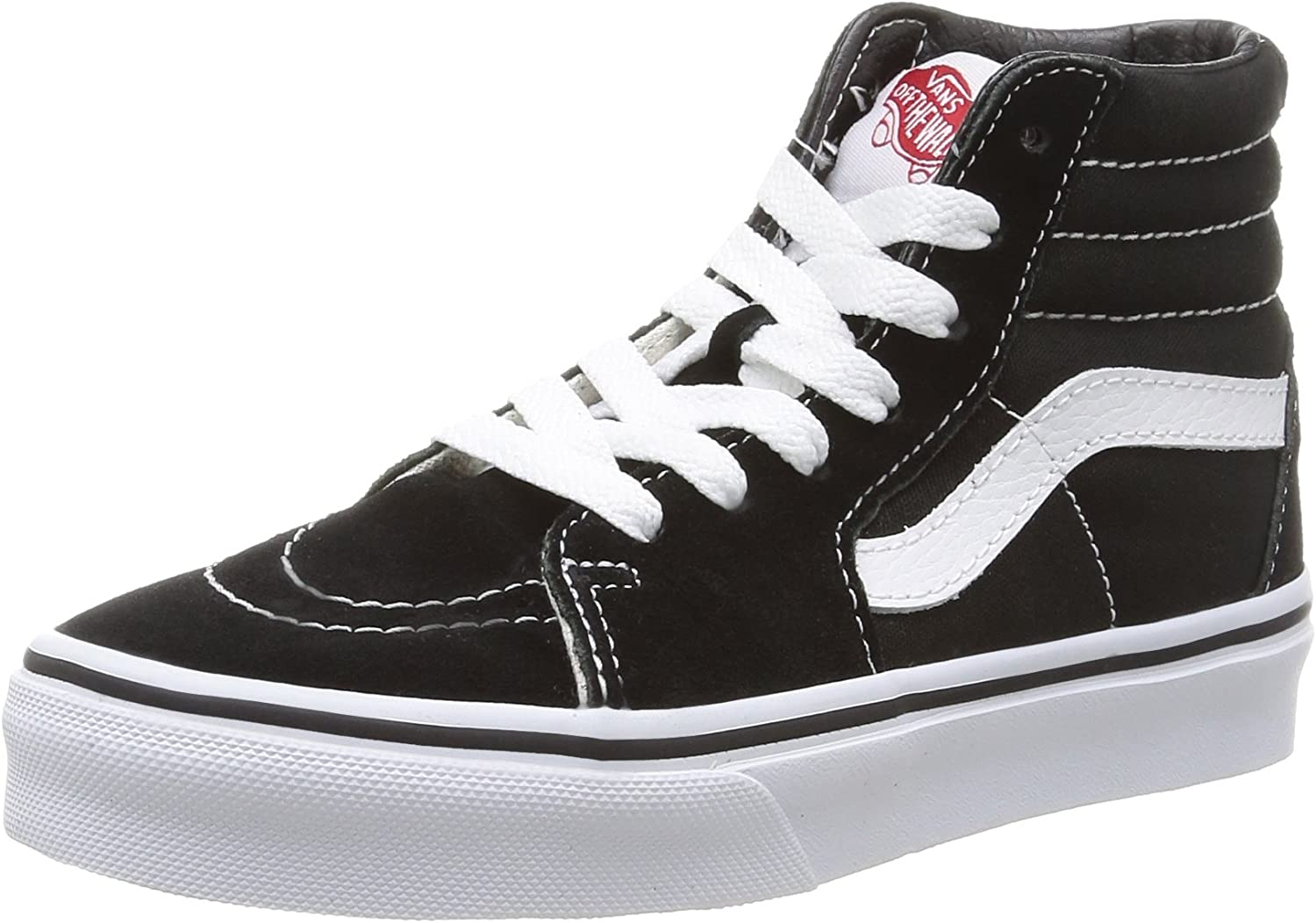Vans Sk8-hi (Little Big Kid)