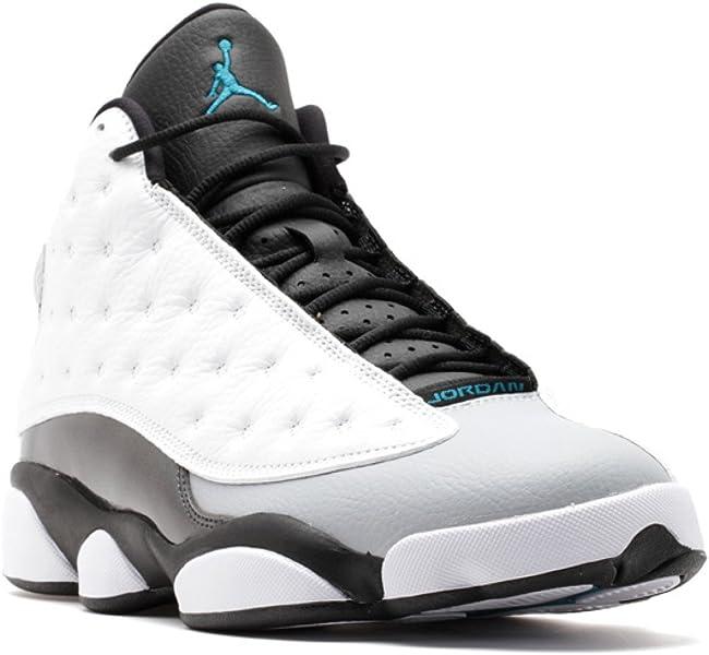 new style 076ea 71de0 Amazon.com   AIR Jordan 13 Retro  Barons  - 414571-115 - Size 12.5    Basketball
