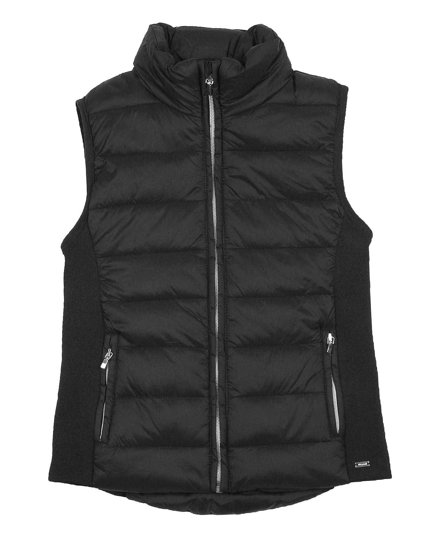 Mayoral Junior Girl's Black Puffer Vest, Sizes 8-18 Sizes 8-18 - 8