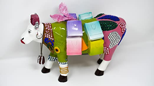 Moolevard CowParade Ms Museum Edition XL by