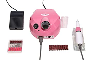 Belle 30,000RPM Electric Manicure Pedicure Acrylics Nail Drill Machine