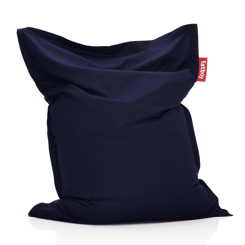 Fatboy Sitzsack, blau, 60 x 60 x 110 cm, 900.0244