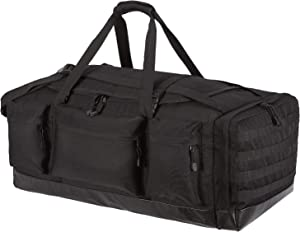 IFARADAY Tactical Molle Duffel Bag Backpack 80L with TPU Bottom