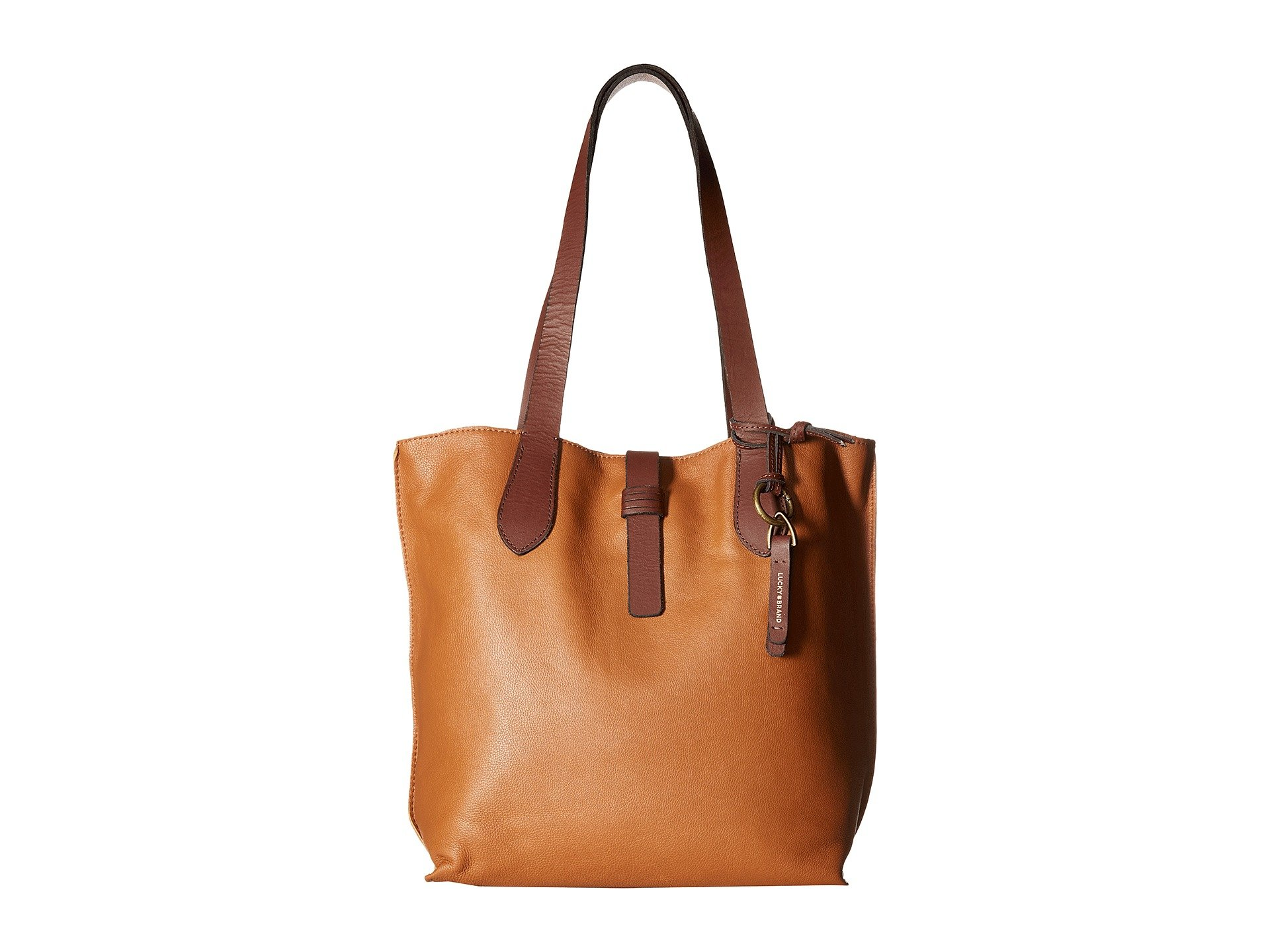 Lucky Brand Women's Sheldon Tote Tobacco/Brandy Handbag