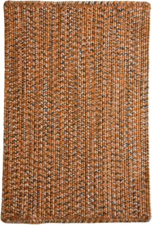 product image for Capel Rugs Team Spirit Area Rug, 7' x 9', Orange Grey