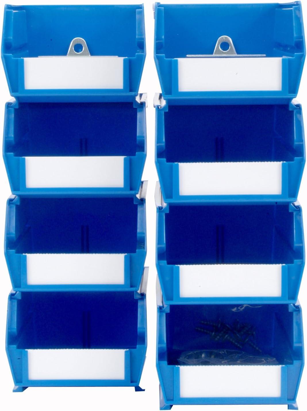 Amazon Com Locbin 028 B Pegboard Binkit Small Medium Blue Home Improvement