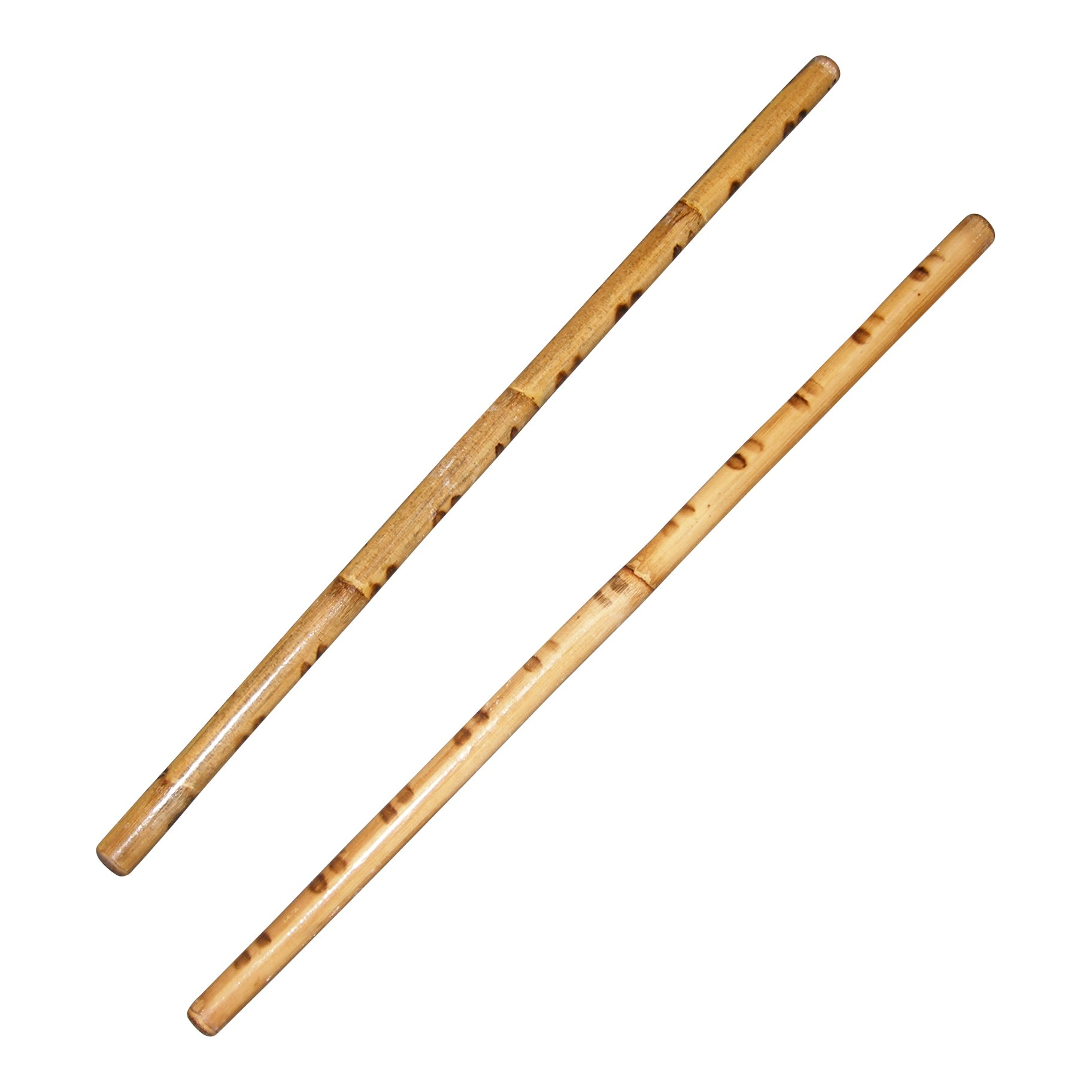 Deluxe Filipino Syatong Chato Game - 2 Rattan Stick Sets: 2pc - 29'' & 2pc - 8'' larong, pinoy by Deluxe Shatong (Image #2)