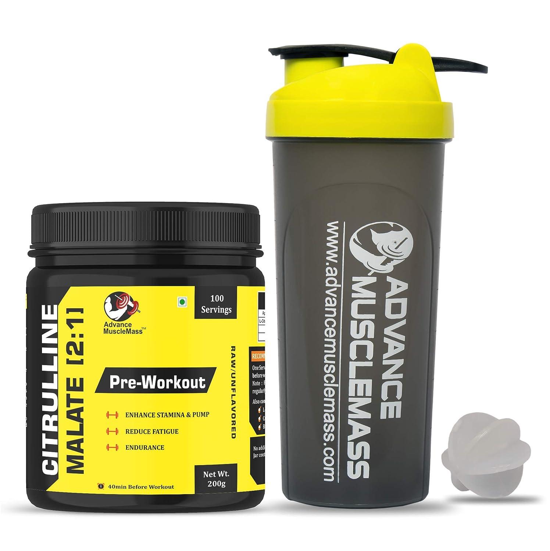 MuscleMass Supplement Shaker - 700 ml