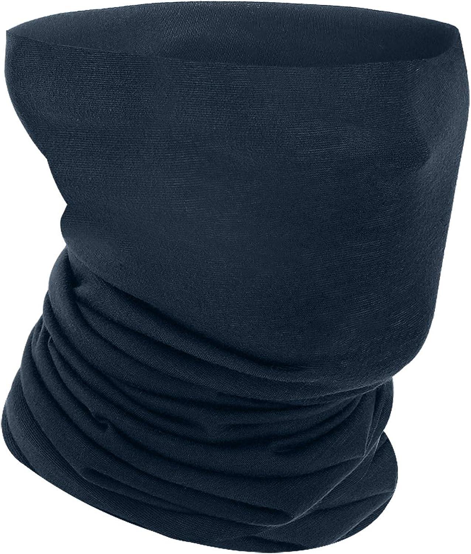3 st/ück Elastisch UV Schutz Bandana Atmungsaktiv Multifunktional Schlauchschal Anti Staub Kopftuch mit Ohrschlaufe f/ür Sport Radfahren Wandern Trekking Rhino Valley Kinder Gesicht Schutztuch