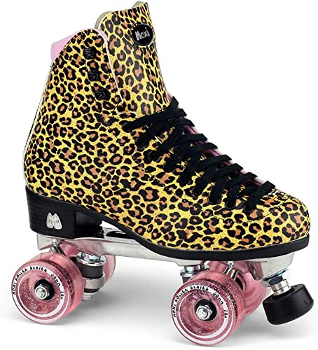 Moxi Skates – Ivy Jungle – Fashionable Womens Roller Skates