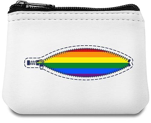 Shy Gay Hiding Inside Monedero de neopreno: Amazon.es ...
