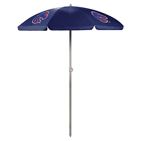 Picnic TIME NCAA Boise State Broncos Portable Sunshade Umbrella