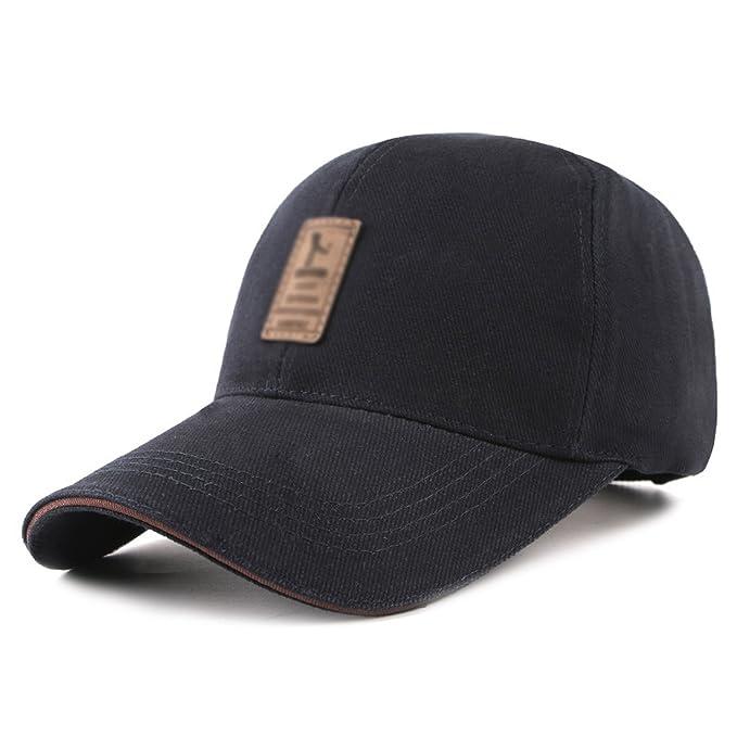 Splento 7 Colores para Hombre Sombrero de Golf Gorras de Baloncesto Gorras de béisbol de los