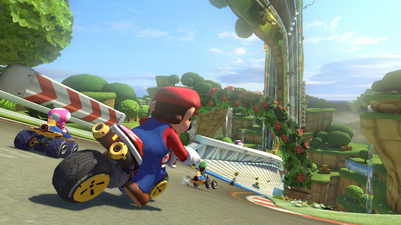 Image result for MARIO KART 8 wiiu