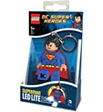 LEGO DC Super Heroes - Portachiavi Torcia Superman