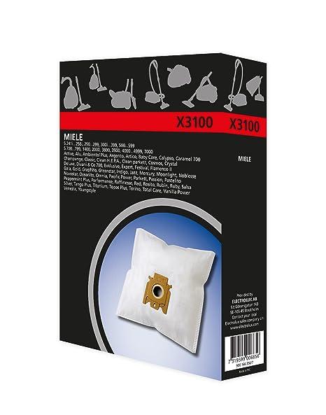 Staubbeutel passend für Miele Electronic 3800 Staubsaugerbeutel Staubtüten