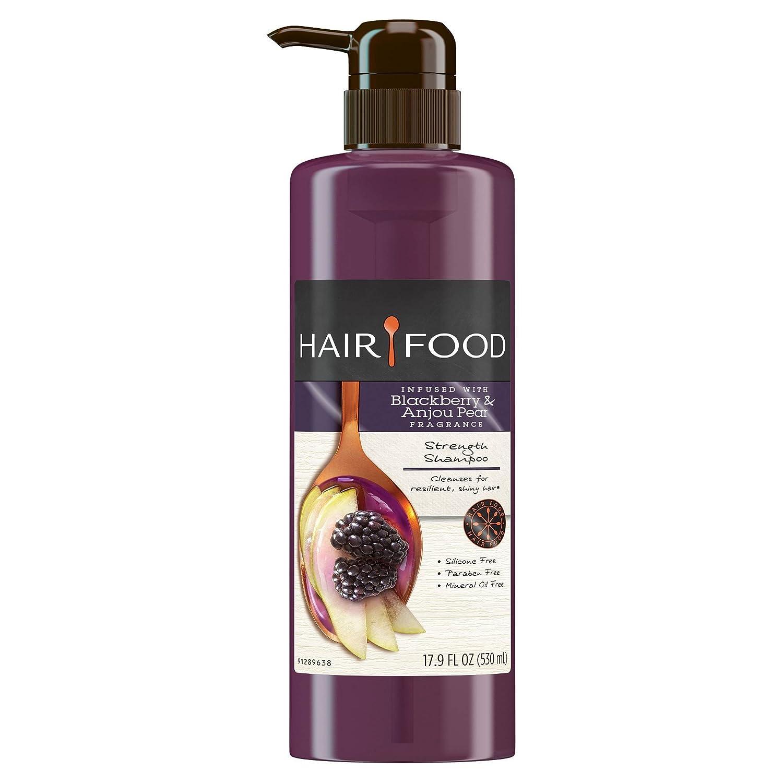 Hair Food Blackberry & Anjou Pear Strength Shampoo 17.9 fl oz, pack of 1