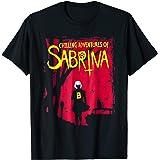 Chilling T-shirt Adventures Sabrina